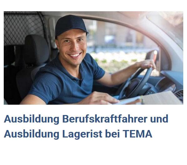 Ausbildung Berufskraftfahrer