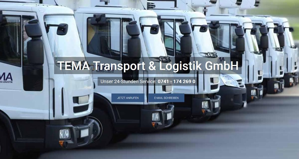 Kurierdienst Loßburg: TEMA Transport Transport & Logistik -Kurierservice